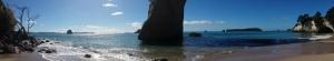 hahei beach (cathedral cove)